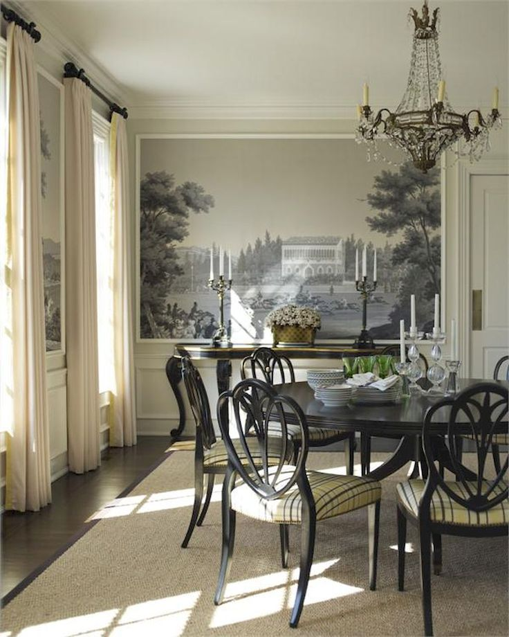 Victorian Style Dining Room: Best 25+ Victorian Dining Rooms Ideas On Pinterest