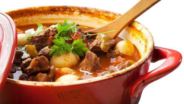 Houdt u van drillerige vetrandjes, aardappels met spekvet, overjarige bonen, tot touw gestoofde vis en azijnsaus? Goh, écht niet? Daar dachten ze hond