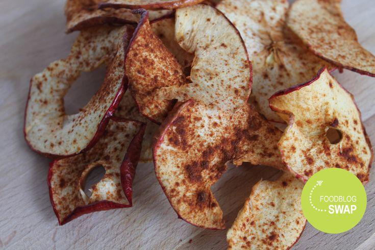 Foodblogswap: appel chips