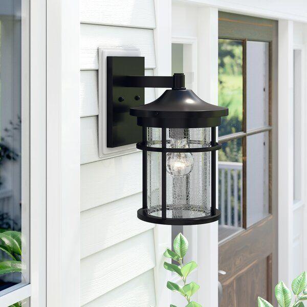 Ilene 1 Bulb Outdoor Wall Lantern Wall Lantern Outdoor Wall Lantern Outdoor Sconces