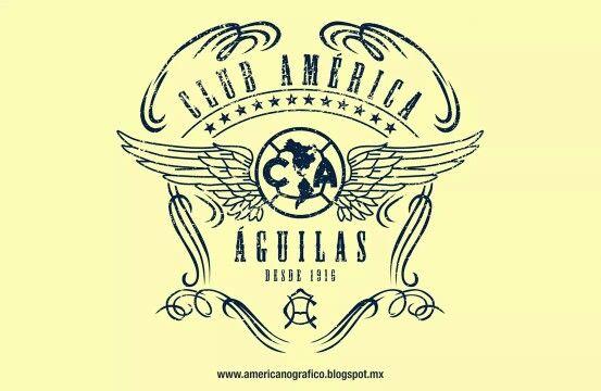 Club America,  Águilas desde 1916 Futbol Soccer - Ozzy