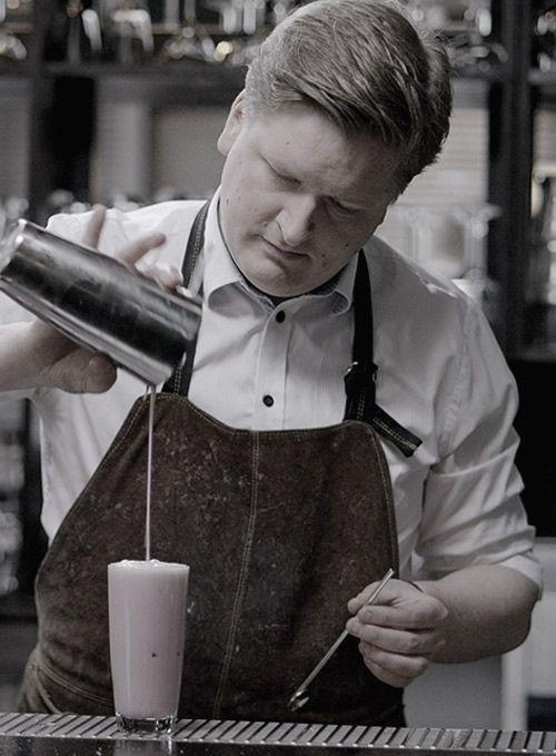 Yoghurt & Smak: Møt Jesper Høst - Bli inspirert av yoghurtdrikkene til en av Norges fremste bartendere.