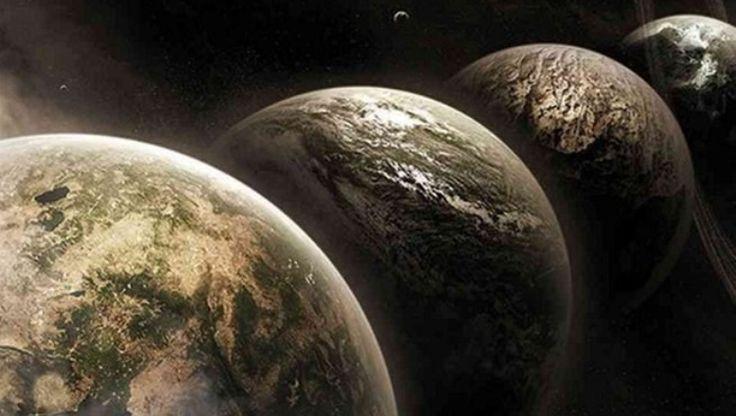 A Partir De Hoy Se Podrán Ver Cinco Planetas Alineados En El Cielo