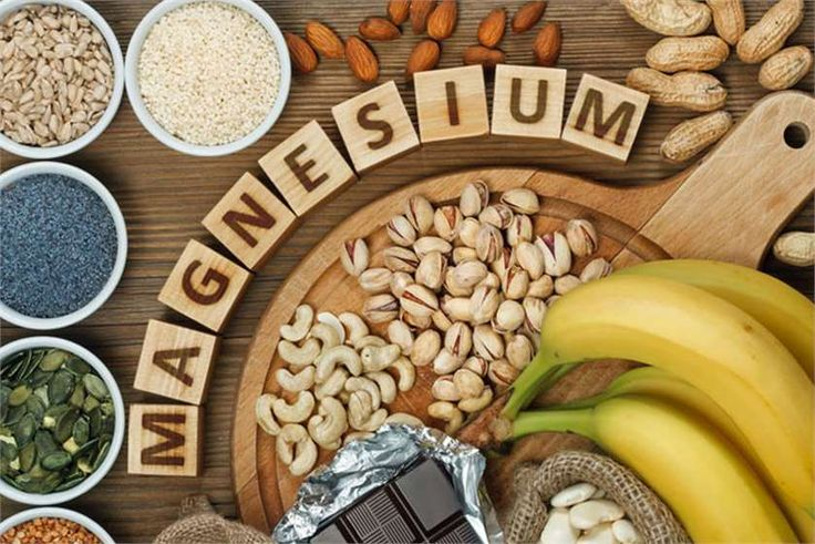 Magnesium does wonders for our bodies. Eating food rich in magnesium will help you boost your immunity system.