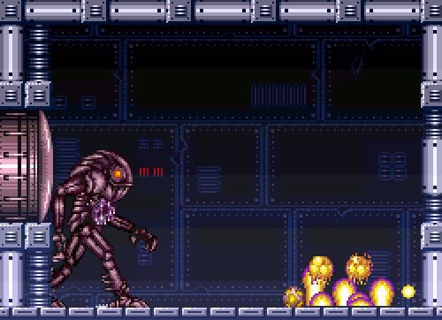 Super Metroid, SNES.