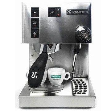 Rancilio Silvia M Espresso Machine - Everyday Espresso. Good espresso maker for your home,kitchen, and office.