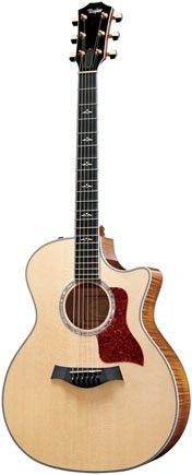 Taylor 614 CE Natural Electro Acoustic Guitar #taylor #acoustic #guitar... 40th!!! Amore!!!