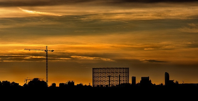 East London by Joebelle, via Flickr: Photo