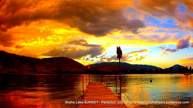 Skaha Lake ~ Penticton BC