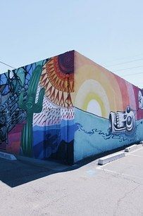 Roosevelt Row — Phoenix, Arizona | The Most Hipster Neighborhood In Every State, In Case You Were Wondering