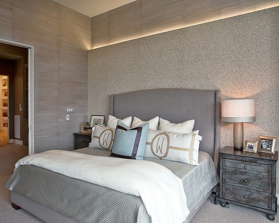 Contemporary Bedroom Design, Pictures, Remodel, Decor and Ideas - page 6