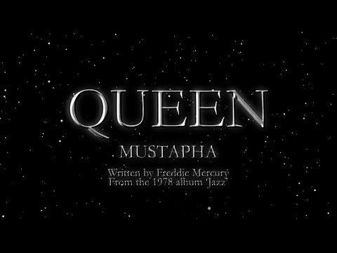 """Queen - """"Mustapha"""" (1978)"""