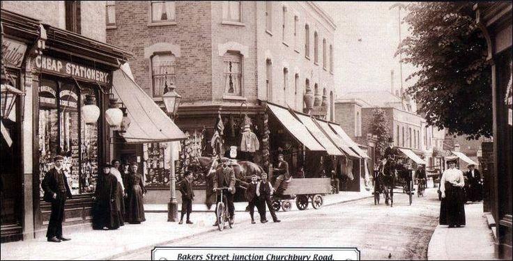 Baker Street, Enfield.