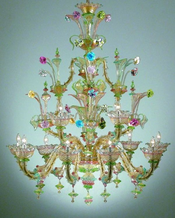Image Detail For  Beautiful Glass Chandeliers (20 Photos) | FunMag Nice Ideas