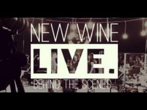 New Wine Intimo 2013 CD Adoración El Rey Jesús