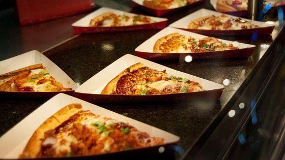 Red Rockett's Pizza Port | Dining & Restaurants | Disneyland Park | Disneyland Resort