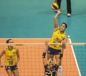 Blog Esportivo do Suíço:  Sob comando de Natália, Brasil supera desfalques e vence Alemanha no Rio