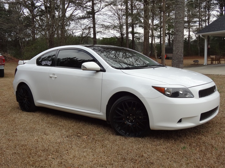 My 2006 Scion tC