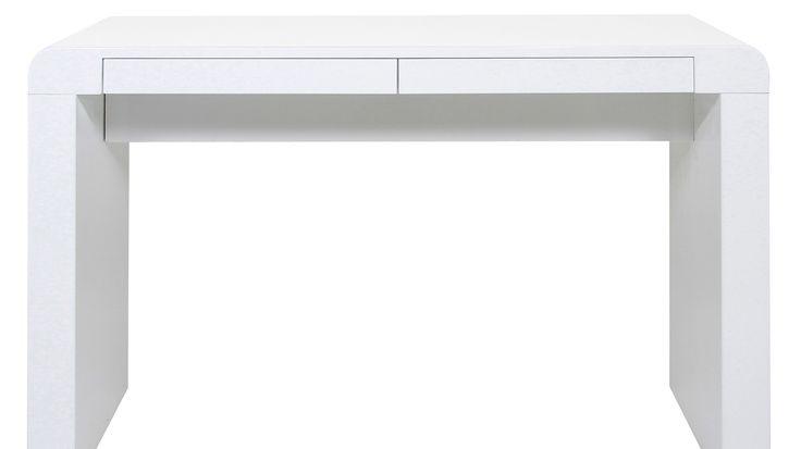 Want to complete the Fern collection in your home? The Fern White Gloss Desk would be great for the finishing touches. It has excellent drawers and a modern design