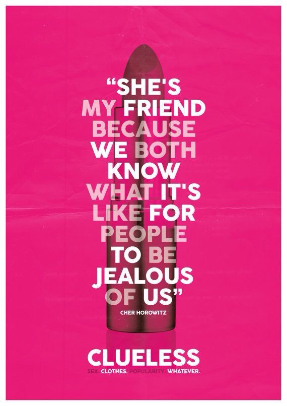 Clueless | Phone Wallpapers (iPhone 5+) | Clueless quotes ...