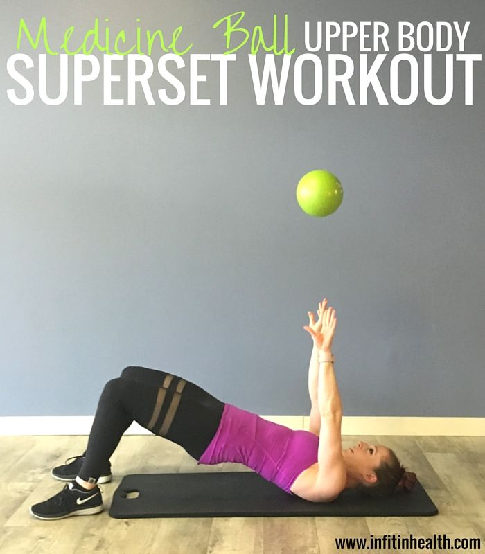 Stability Ball Upper Body Workout: 17 Best Images About Upper Body Workouts On Pinterest