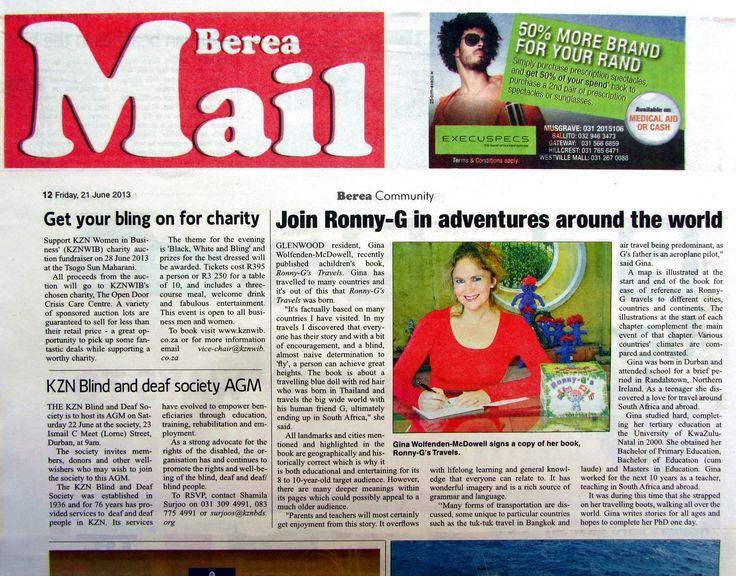 Berea Mail ~ June 2013