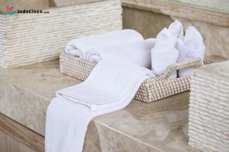 IndoLinen Towel will cleanse with soft feel even to sensitive skin. Try it your self and testify your feeling.   IndoLinen - Indonesia Hotel and Home Linen Supplier.  Purchase online and we will deliver it to you.