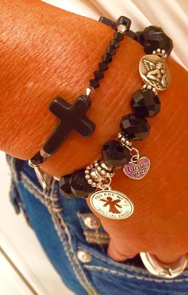 Armbänder - Angel Engel Armband Special Angel - ein Designerstück von Beauty-Bracelets-Petra bei DaWanda