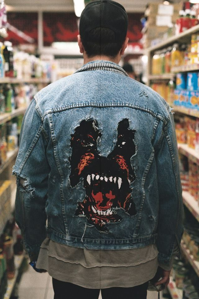 Thoughts on my DIY denim jacket? - Album on Imgur
