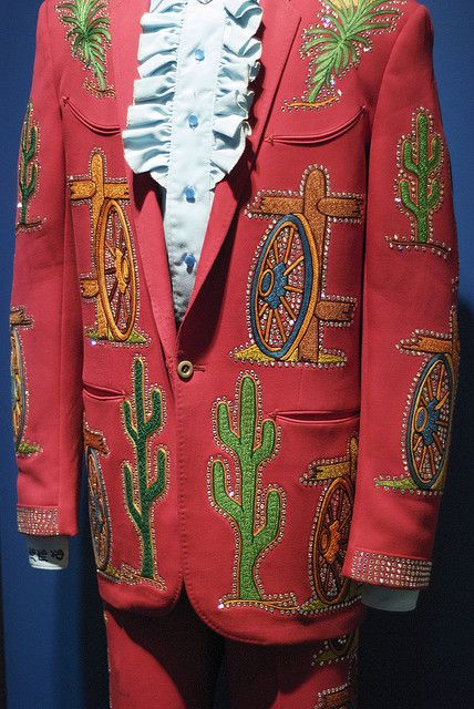 Porter Wagoner's Suit by Brian Bubonic on Flickr.
