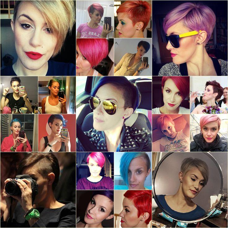 Schimbarea culorii părului ... - Be a masterpiece