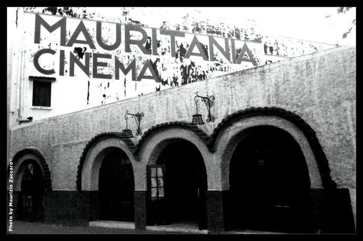 Cinema Mauritania - Tangeri - Marocco