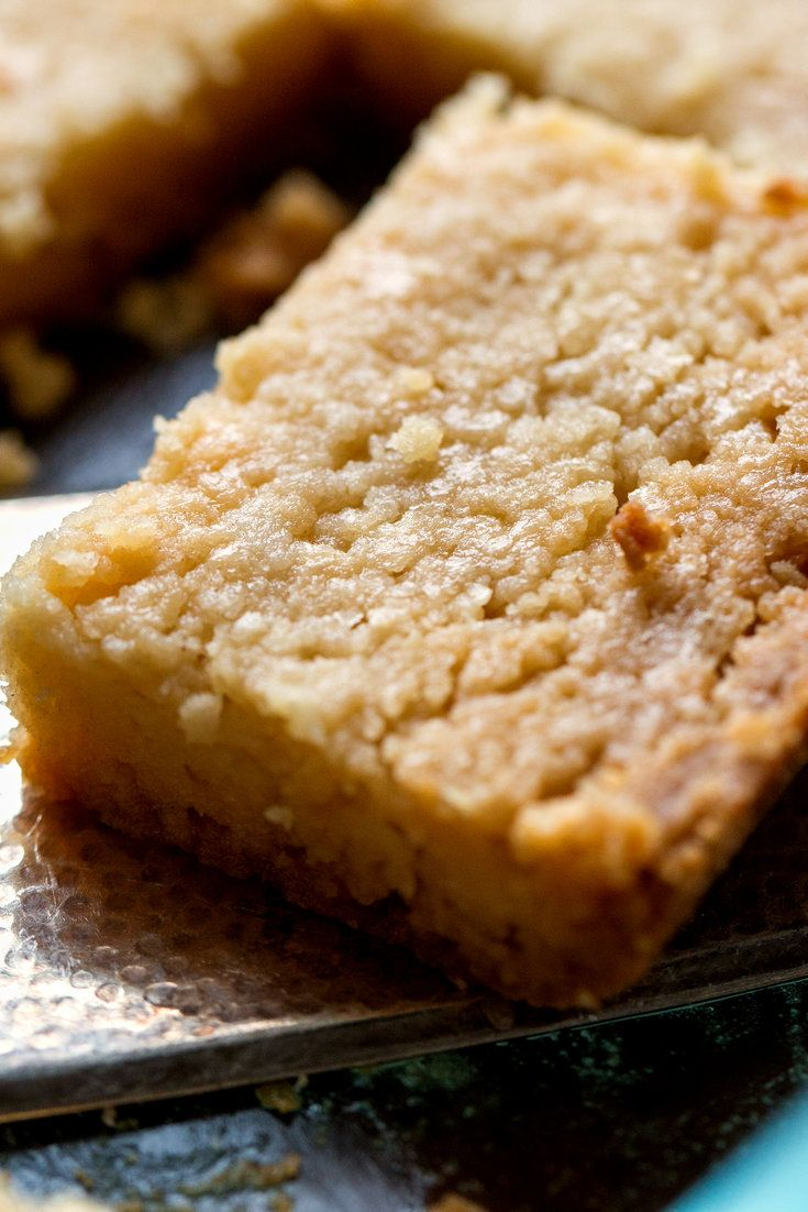 NYT Cooking: Shortbread is not only one of the easiest desserts you can possibly make, it's also one of the most adaptable. As long as you keep the butter-to-flour ratio constant (1 stick butter to 1 cup flour), everything else is negotiable. You can reduce or increase the sugar and salt, or mix in any type of flavoring from citrus zest to vanilla to herbs and spices. You can...
