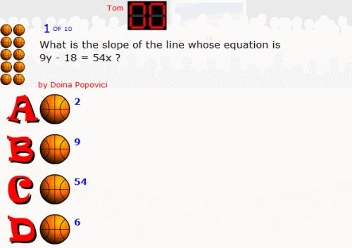 Basketball Terms Worksheet | Exploring Properties of Rectangles and Parallelograms Using Dynamic ...