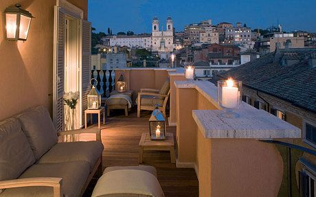 Top 10: hotels in Rome city centre - Telegraph