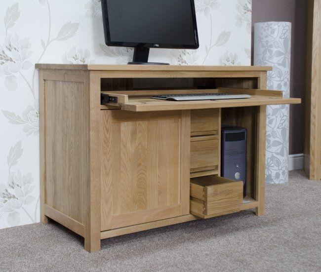 Opus Hideaway Computer Desk | Furniture UK