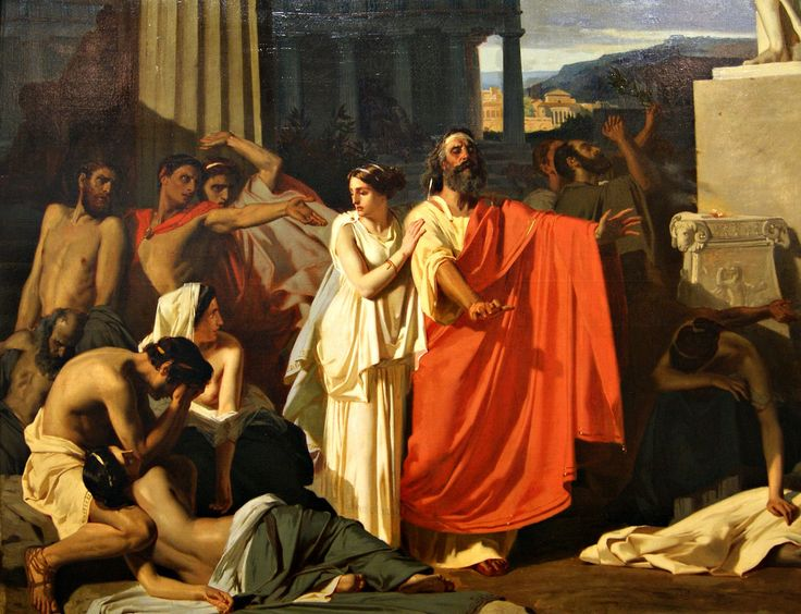 the portrayal of king creon as a tragic hero in antigone an ancient greek play by sophocles A summary of antigone, lines 1–416 in sophocles's but he hesitates to speak for fear of the king's reaction creon the opening events of the play quickly.