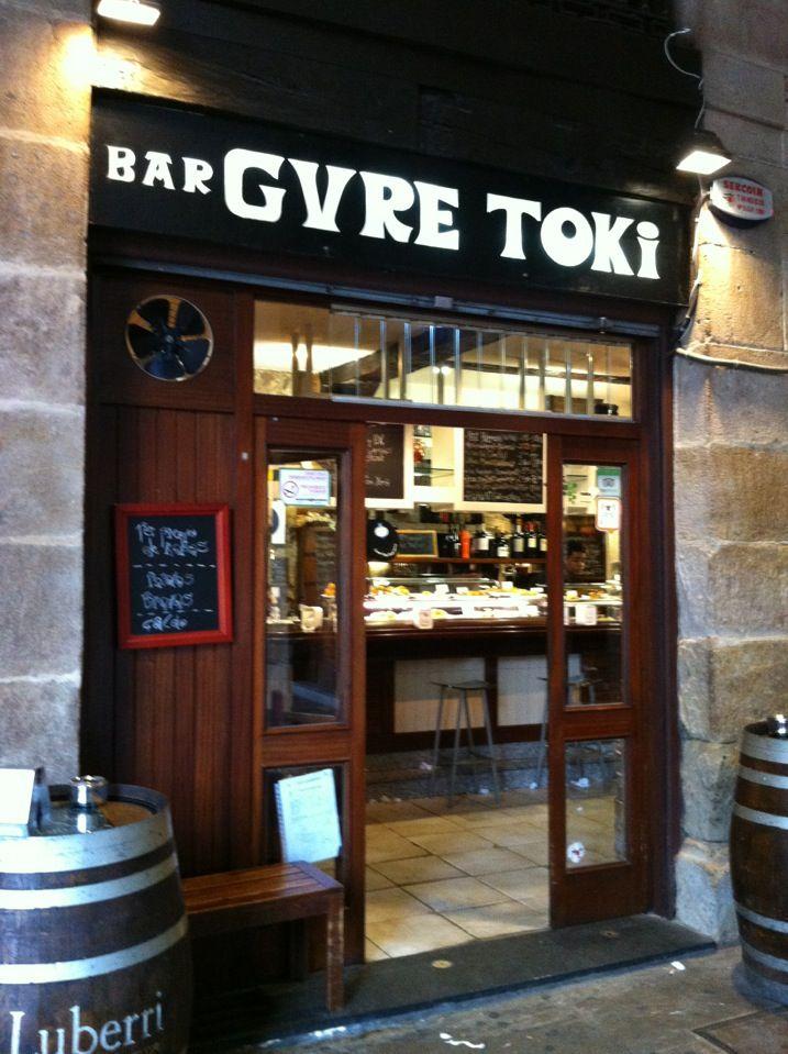 Gure Toki Tapas and Bar