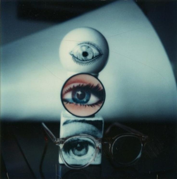 Andre Kertesz Polaroids