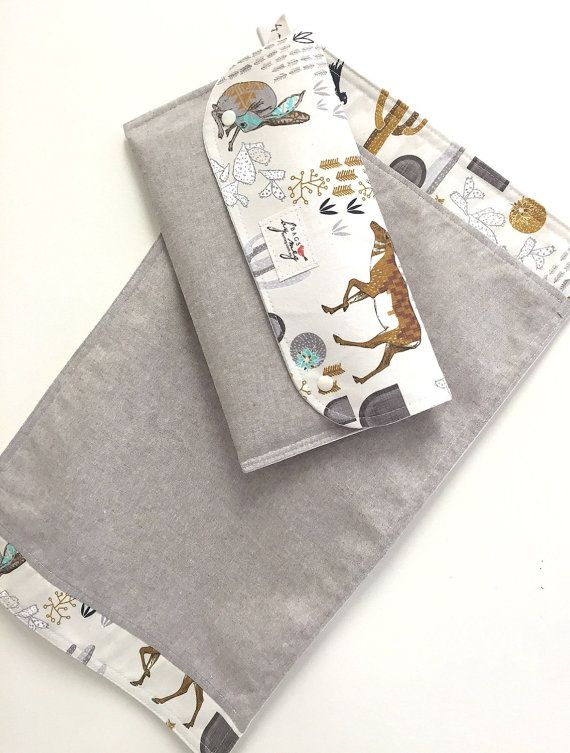 The nappy wallet and matching change mat set is soooo handy!! A beautiful addition to your baby bag. They hold all you need to take with you to