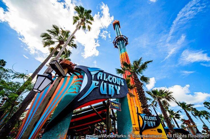 Primeira torre de queda deste tipo reforça o Busch Gardens Tampa como líder em atrações emocionantes TAMPA, FL (2 de setembro de 2014) - Por mais de cinco décadas o Busch Gardens® Tampa oferece algumas das experiências mais radicais do mundo. Desde a última...