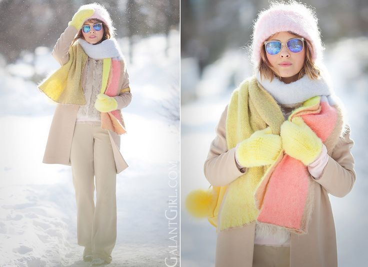 cold weather outfit winter look, winter pastels, cold days outfit, asos scarf,