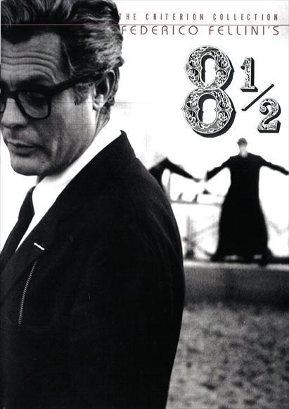 """Fellini's 8 1/2... """"Ecco, tutto ritorna come prima, tutto e' di nuovo confuso. Ma questa confusione sono io, io come sono, non come vorrei essere adesso. E non mi fa piu' paura dire la verita', quello che non so, che cerco, che non ho ancora trovato..."""""""
