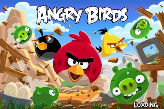 Angry birds, freemium, Rovio, app games