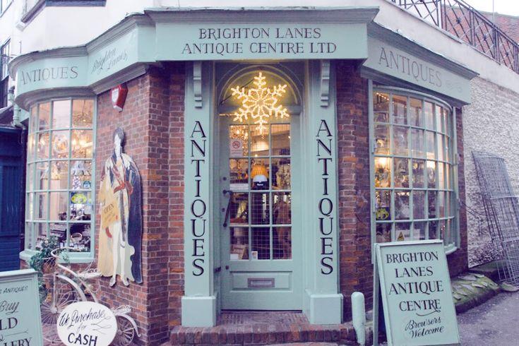 antique store front