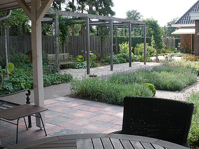 17 best images about tuin on pinterest gardens decks and hedges - Luifel ontwerp voor patio ...