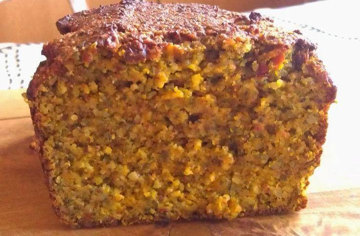 græskarbrød, glutenfrit græskarbrød, mandelmel og græskarbrød, brød med mandelmel, brød med græskar, low carb græskarbrød, paleo græskar mandel brød