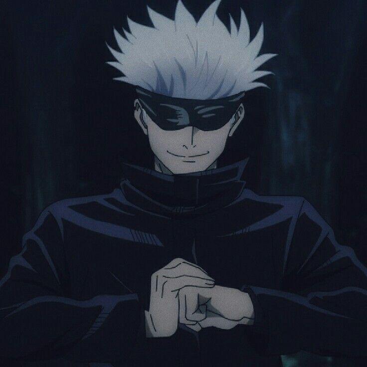 Gojo Satoru Jujutsu Anime Anime Icons