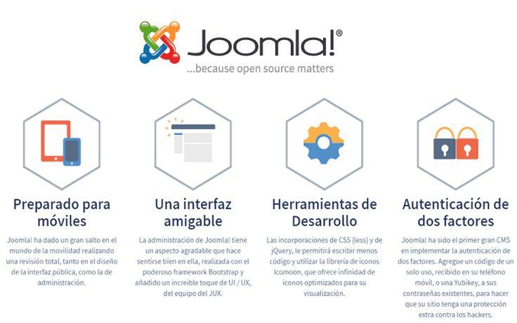 Guía básica para comenzar a trabajar con Joomla