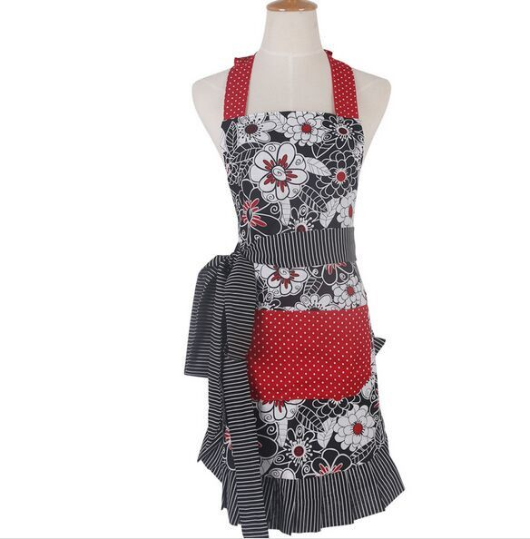Classification: Sleeveless Apron Style: Brief Material: Cotton Type: Waist Material: Cotton